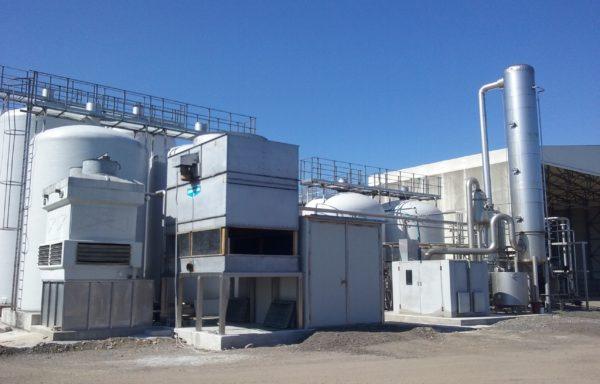 Installazione cisterne e box impianti
